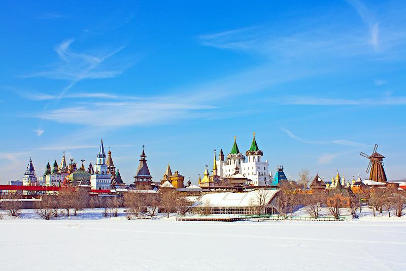 Фото: Кремль в Измайлово